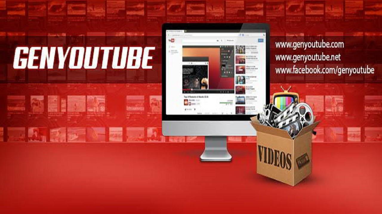 Genyoutube video download through Genyoutube app