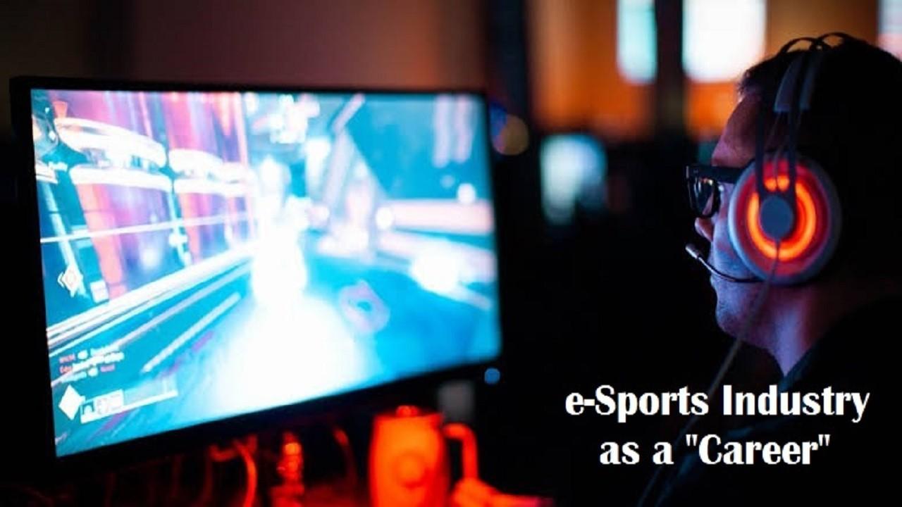 Career in esports   esports career in India