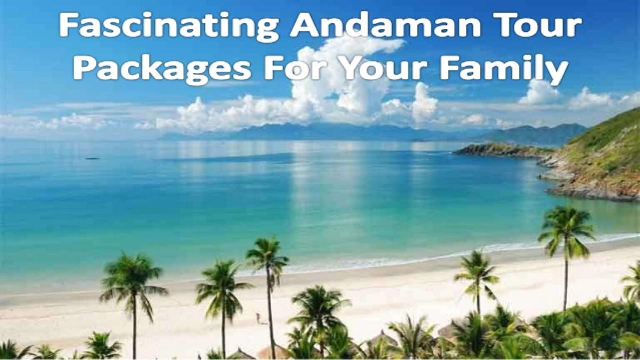 Andaman tour packages from Mumbai