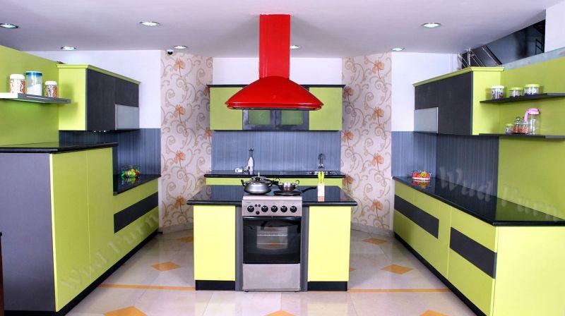 Best Budget Modular Kitchen Manufacturer, NCR