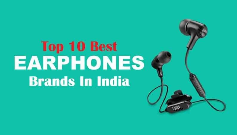 top 10 best headphone brands in India