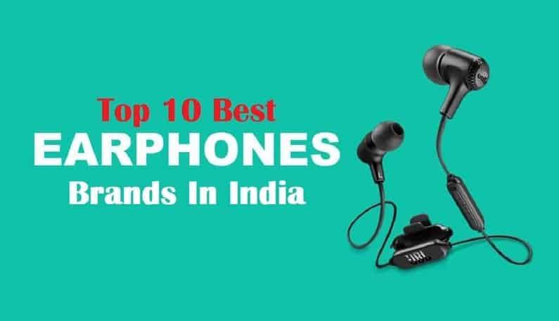Top 10 Best Headphone Brands in India for 2020   Earphone, Earbuds