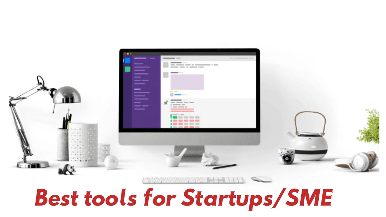 Top 10 Best Tools for Startups in 2020