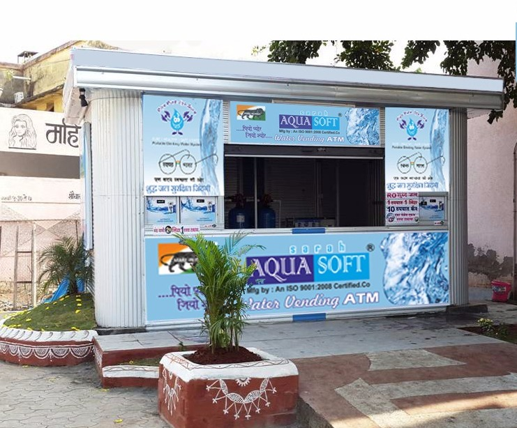 Water Vending Machine  India Most profitable water Vending machine